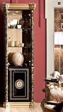 Venus Italian 1 Door Display Cabinet