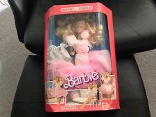 Vintage TOY R US 1989 SWEET ROSES BARBIE # 7635 NRFB