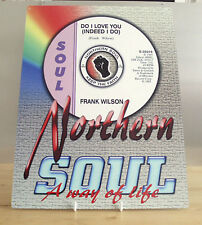 More details for northern soul metal sign, scooter metal sign, do i love you, keep the faith sign