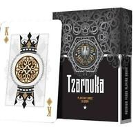 Tzarovka Playing Cards Limited Edition Black Market Rare