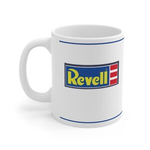Revell Models Vintage Collectible Coffee Mug