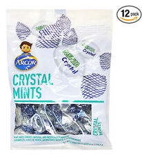 Arcor Mint Crystal Hard Candy, 4.5Lb (Pack of 12 X 6oz) - FREE SHIPPING!