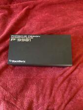 BlackBerry Porsche Design P'9981 - 64Gb - Black (Unlocked) Smartphone