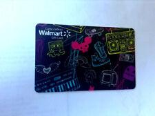 WALMART MINT GIFT CARD CANADA BILINGUAL NO VALUE! fd-49898