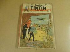 BD ALBUM LE JOURNAL TINTIN 7 / Nrs 40 (1948) - 3 (1949)