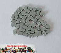 LEGO 20 x Zaun Zäune 1x6 schwarz black fence 6140 614026