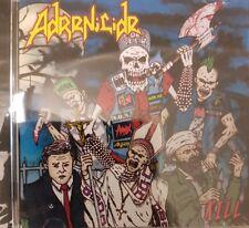 "Adrenicide (trashmetal/Crossover) ""Kill"", CD"