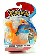 Pokemon CHARIZARD Battle Feature Figure Wicked Cool Toys Deluxe Action 2019