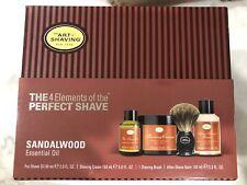 New- in special gift box!--The Art of Shaving New York Men's 4 Piece Starter Kit