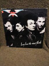 FLESH FOR LULU – LONG LIVE THE NEW FLESH LP - Capitol CLT-48217 Excellent Nice