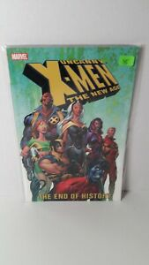 Uncanny X-Men The New Age The End Of History Vol 1 TPB Chris Claremont Wolverine
