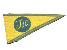 Vintage ISO Milano Isetta flag aerial pennant scooter microcar ORIGINAL