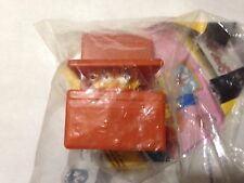 2008 BURGER KING THE SIMPSONS MAGGIE COUCH A BUNGA TOY(SEALED)