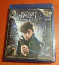 Fantastic Beasts and Where to Find Them Blu-ray Eddie Redmayne  Waterston