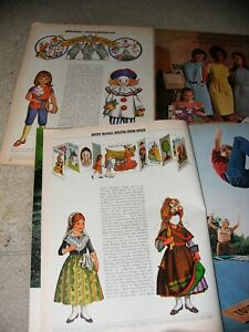 ** 19 * McCall Magazine * BETSY MCCALL PAPERDOLLS * 1955 - 1971 **