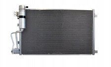 A/C CONDENSER RADIATOR NISSAN QASHQAI J10 1,5 DCI WITH DRYER 2006-14 92100JD500