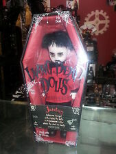 Living Dead Dolls Series 15 Judas Red robe Factory Sealed New in Box