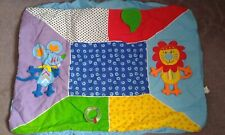 Travel cot activity play mat