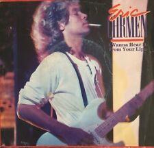 "Eric Carmen - I Wanna Hear It From You 45rpm 7"" Vinyl Single Record Australia"