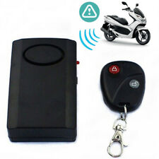 Motorcycle Security Alarm,Scooter Anti-theft Wireless Alarm System 120db 9V