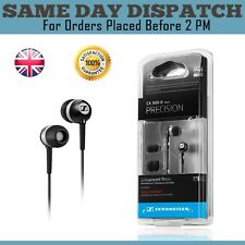 Sennheiser CX 300-II Precision In-Ear Wired Earphones - Black- Fast UK Dispatch