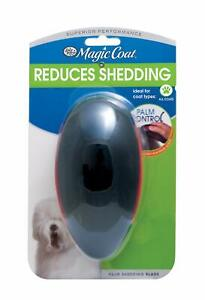 Four Paws Magic Coat Palm Control Shedding Tool Shed Steel Curry Mats & Tangles