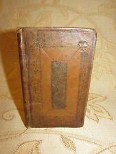 Rare Book Of Devotions For The Altar Or Select Prayers And Meditations  -1716