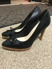 Nine West shoes Size 6m Black Hight Heel