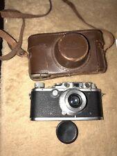 Leica D.R.P. Ernst Leitz Wetzlar Camera No.348074 Summaron f=35cm 1:35