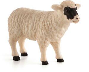MOJO Black Faced Sheep Ewe Figure Farmlife Toy 387058 New Free Shipping