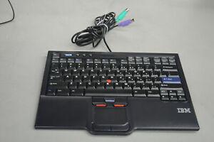 Lenovo ThinkPad 8840 UltraNav USB Keyboard Trackpoint w/ Touchpad SK-8840
