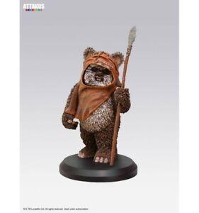 Attakus Star Wars Elite Collection statue Wicket 9 cm