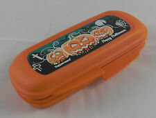 Tupperware Halloween Dose Etui Brillenetui Snackbox Box Orange Neu OVP