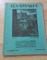 Las Anales - N º 2 - 15 Julio 1928