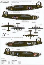 NEW 1:72 Xtradecal X72025 Consolidated B-24H Liberator - 2 Markings Options