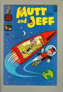 Mutt and Jeff #139 VF/NM 9.0 1964