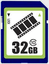 FILM Pro 32GB SD SDHC Class 10 High Speed Card 32GB SDHC 32G SD Class10 C10 bulk