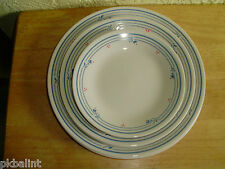 Lot 20 Corelle Country Violet Plates & Bowls Pls Message For UPS Shipping Price