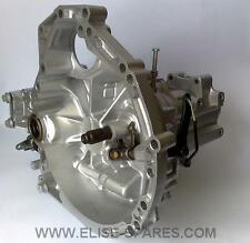 LOTUS ELISE S1 S2 PG1 B4 CLOSE RATIO GEARBOX FULLY REBUILT WITH STEEL BEARINGS
