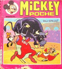 MICKEY POCHE - N ° 119 Février 1984
