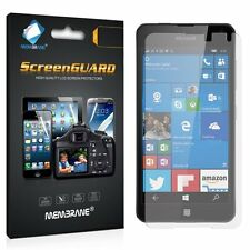 3 x MATTE LCD Screen Protector Film Foil Saver for Mobile Phone Nokia Lumia 650