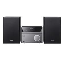 Sony CMT-SBT40D Hi-Fi System with BLUETOOTH® technology - FM radio, DVD, CD,USB