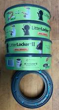 5 Pc LitterLocker Refills for Litter Locker Ii - New *100% Benefits Charity