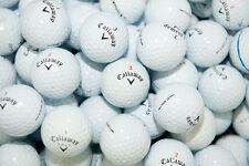 100 Callaway TOUR I, IX, IS. Series Golf Balls MINT / Near MINT Grade
