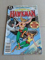 The Shadow War Of HawkMan #1 May 1985 DC Comics Hawk Man Mini-Series