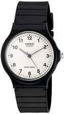 Casio Reloj Analogico para Hombre de Cuarzo con Correa en Resina MQ-24-7BLLGF