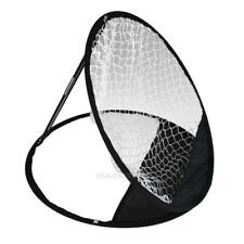 Portable Pop up Golf Chipping Pitching Practice Net Training Aid Tool hv2n
