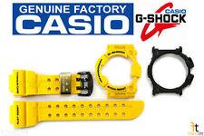 CASIO G-Shock Frogman GWF-T1030E-9J G-Shock Yellow BAND & BEZEL(BOTH) Combo