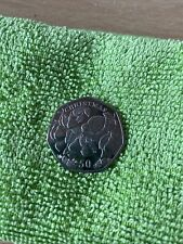 More details for christmas 50p coin 2005 'a partridge in a pear tree' - isle of man
