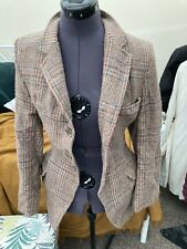 "SPARES AND REPAIRS Vintage mens wool Blazer, Bad Alteration Job 34"" Chest"